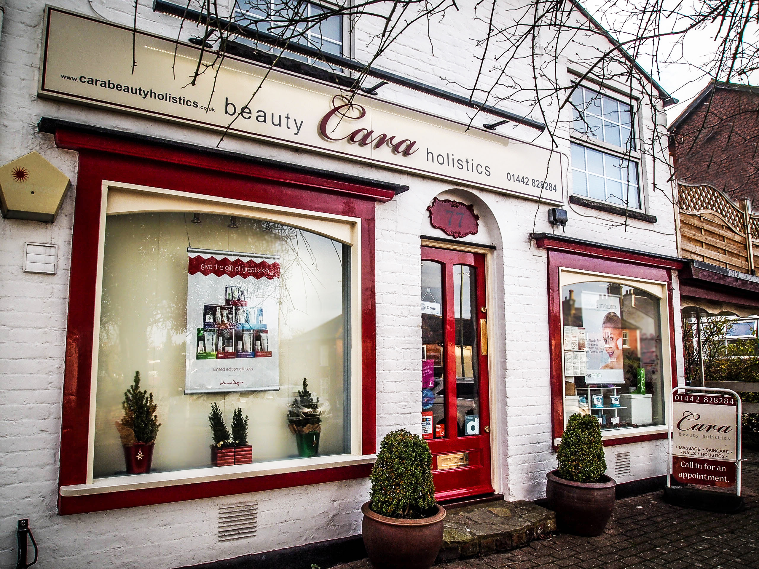 Cara Holistics Salon Tring